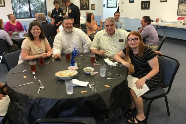 Summer 2016 Affiliate Program Dinner at Lexington Lodge 1