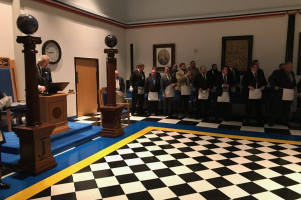 2017 Heritage Observance - Freemasonry Lexington Lodge No. 1 Lexington, Kentucky